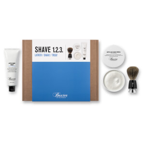 Baxter of California 123 Shave Kit
