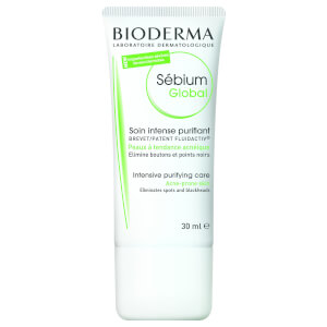 Bioderma Sebium Global Intensive Purifying Cream For Acne-Prone Skin 30ml