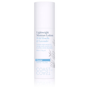 Coast to Coast Coastal Lightweight Moisture Lotion 50ml