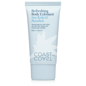 Coast to Coast Coastal Refreshing Body Exfoliant 50ml