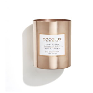 Cocolux Australia Copper Candle Sol Candle - Bergamot Lily And Moss 350g