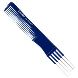 Dateline Blue Celcon #102 Metal Teasing Comb 19Cm