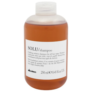 Davines SOLU Clarifying SOLUtion Shampoo 250ml