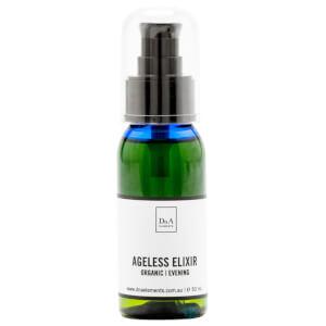 DnA Elements Organic Evening Ageless Elixir 50ml