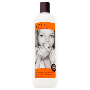eco.kid TLC Hypoallergenic Hair And Body Wash 500ml