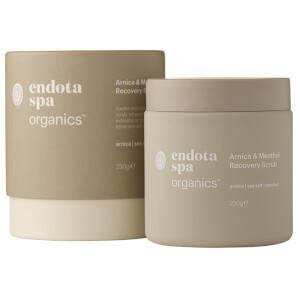 Endota Spa Organics Arnica And Menthol Recovery Scrub