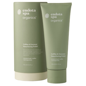 Endota Spa Organics Coffee And Coconut Resurfacing Polish 180ml