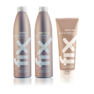 FIX Coloured/Chemically Treated Shampoo And Conditioner And Bonus Treatment