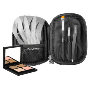 glo minerals Brow Collection Kit - Taupe