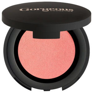 Gorgeous Cosmetics Colour Pro Powder Blush - Peach Glow 3.8g
