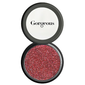 Gorgeous Cosmetics Colour Flash Glitter - Ruby 3g