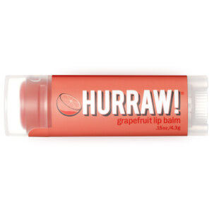 Hurraw! Grapefruit Lip Balm 4,3 g
