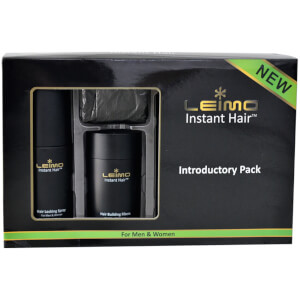 Leimo Instant Hair Introductory Pack Dark Brown
