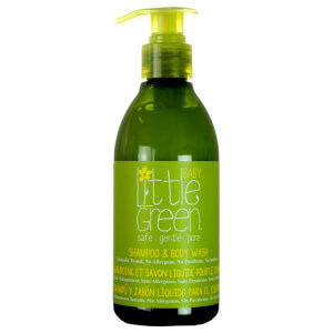 Little Green Baby Shampoo And Body Wash 240ml
