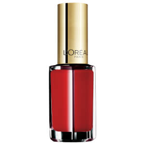L'Oréal Paris Colour Riche Le Vernis Nail Polish #401 Rouge Pin Up 5ml