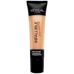 L'Oréal Paris Infallible Matte Foundation - 24 Golden Beige
