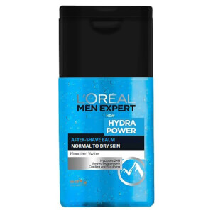 L'Oréal Paris Men Expert Hydra Power After-Shave Balm Normal To Dry Skin 125ml