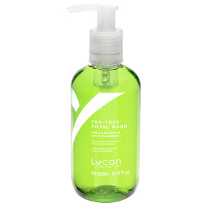 Lycon Tea-Tree Total Wash 250ml