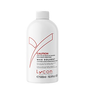 Lycon Wax Solvent For Equipment Textiles And Furniture 500ml