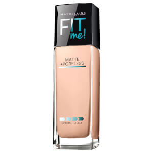 Maybelline Fitme Matte + Poreless Foundation #115 Ivory 30ml