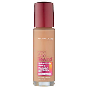 Maybelline Instant Age Rewind Foundation SPF 18 #220 Sandy Beige 30ml