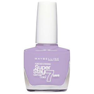 Maybelline Superstay 7 Days Gel Nail Color #201 Eternal Lilac 10ml