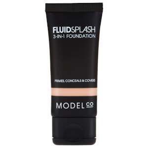 ModelCo Fluid Splash 3 In 1 Foundation 01 Shell 30ml