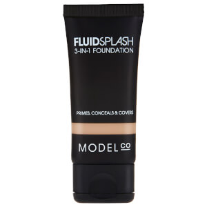 ModelCo Fluid Splash 3 In 1 Foundation 03 Natural Beige 30ml