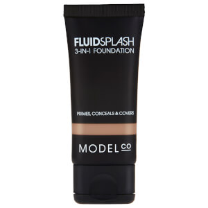 ModelCo Fluid Splash 3-in-1 Foundation - Medium Beige 30ml