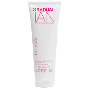 ModelCo Gradual Tan Everyday Body Moisturiser 230ml