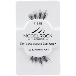 ModelRock Lashes Kit Ready #318