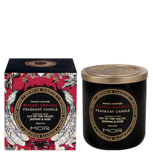 MOR Fragrant Blood Orange Candle 390g