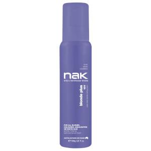Nak Blonde Plus 10V Toning Foam 100g