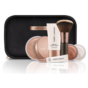 nude by nature Complexion Essentials Starter Kit - Light/Medium