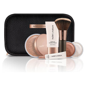 nude by nature Complexion Essentials Starter Kit - Medium