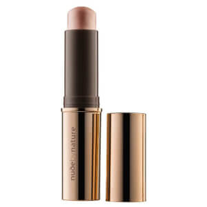 nude by nature Touch Of Glow Highlight Stick #02 Rose 10g