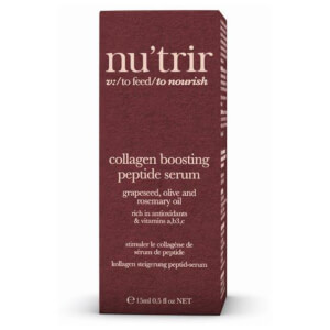 nu'trir Collagen Boosting Peptide Serum 15ml