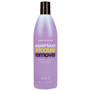OPI Expert Touch Polish Remover 450ml