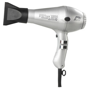 Parlux 3200 Ceramic and Ionic Dryer 1900W - Silver