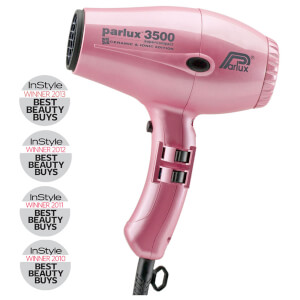 Parlux 3500 Ceramic and Ionic Dryer 2000W - Pink