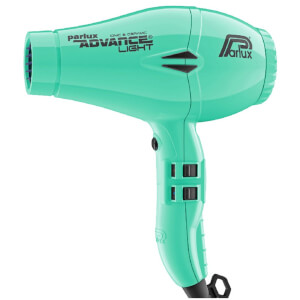 Parlux Advance Light Hair Dryer 2200W - Aqua