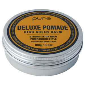 Pure Deluxe Pomade High Sheen Balm 100g