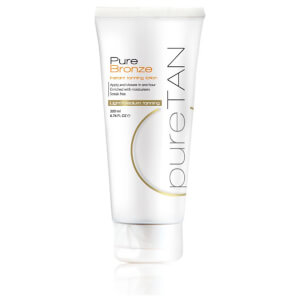 PureTan Pure Bronze Instant Tanning Lotion Light/Medium 200ml