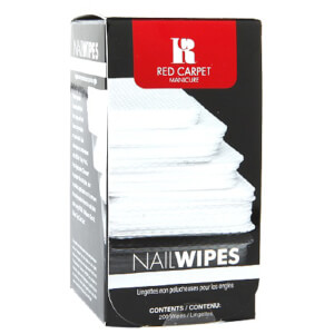 Red Carpet Manicure Nail Wipes x 200