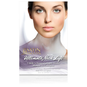 Satin Smooth Ultimate Collagen Neck Lift Masks