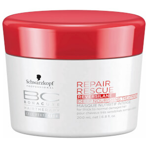 Schwarzkopf BC Repair Rescue Deep Nourishing Treatment 200ml