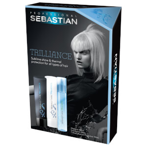 Sebastian Professional Trilliance And Trilliant Trio Pack
