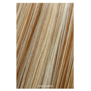 Showpony Professional Clip In Hair Extensions Heat Resistant Synthetic Style 406 - Honey Blonde 18 Inches