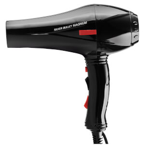 Silver Bullet Magnum Professional Hair Dryer - Black