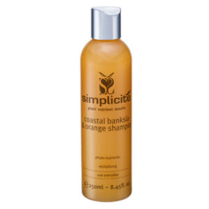 Simplicite Coastal Banksia And Orange Shampoo